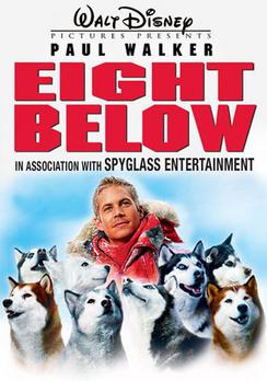 Eight Below - Widescreen - DVD - Used