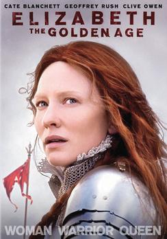 Elizabeth: The Golden Age - DVD - Used
