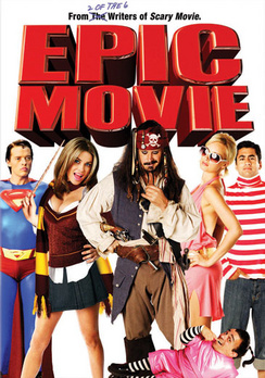 Epic Movie - DVD - Used