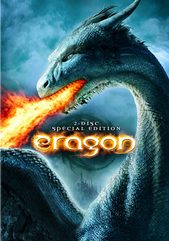 Eragon - Widescreen Special Edition - DVD - Used