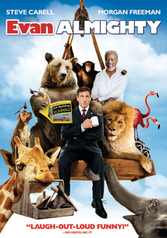 Evan Almighty - Widescreen - DVD - Used