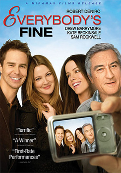 Everybody's Fine - Widescreen - DVD - Used