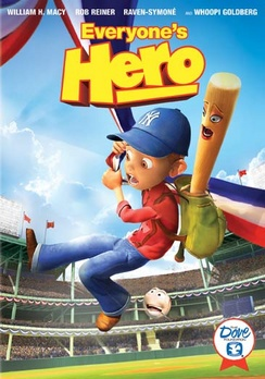Everyone's Hero - DVD - Used