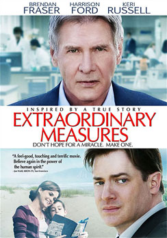 Extraordinary Measures - DVD - Used