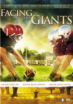 Facing the Giants - Widescreen - DVD - Used