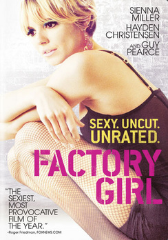 Factory Girl - Unrated - DVD - Used