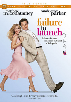 Failure to Launch - Full-screen Collector's Edition - DVD - Used
