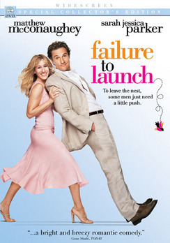Failure to Launch - Widescreen Collector's Edition - DVD - Used