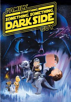 Family Guy Presents: Something... Dark Side - DVD - Used