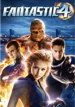 Fantastic 4 - Full Screen - DVD - Used