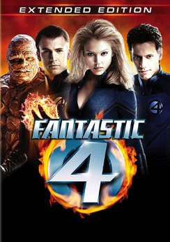 Fantastic 4 - Extended Edition - DVD - Used