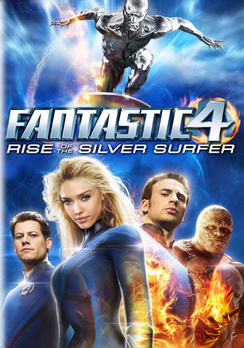 Fantastic 4: Rise of the Silver Surfer - DVD - Used