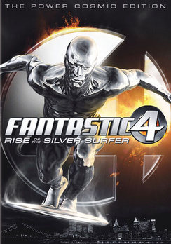 Fantastic 4: Rise of the Silver Surfer - Special Edition - DVD - Used