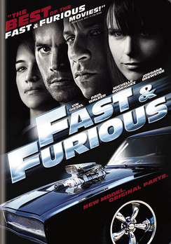 Fast & Furious - DVD - Used