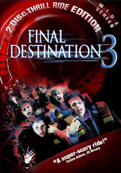 Final Destination 3 - Widescreen Special Edition - DVD - Used