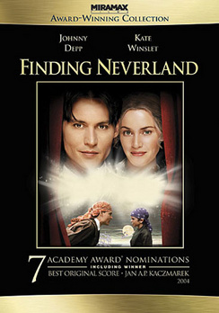 Finding Neverland - Widescreen - DVD - Used