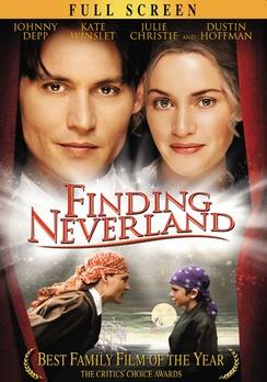 Finding Neverland - Full Screen - DVD - Used