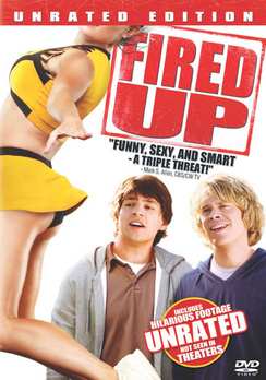 Fired Up - Unrated - DVD - Used