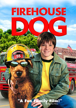 Firehouse Dog - Widescreen - DVD - Used