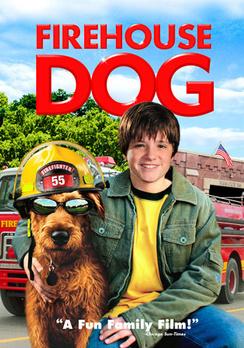 Firehouse Dog - Full Screen - DVD - Used