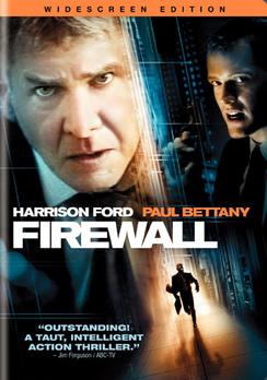 Firewall - Widescreen - DVD - Used