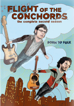 Flight of the Conchords: Complete Second Season - Widescreen - DVD - Used
