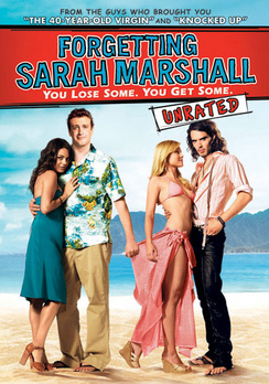 Forgetting Sarah Marshall - Full Screen - DVD - Used