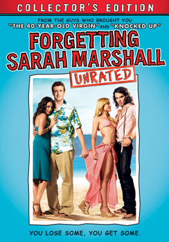 Forgetting Sarah Marshall - Unrated Collector's Edition - DVD - Used