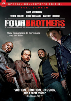 Four Brothers - Full-screen Collector's Edition - DVD - Used