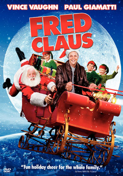 Fred Claus - DVD - Used