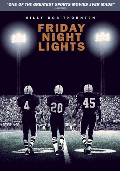 Friday Night Lights - Full Screen - DVD - Used
