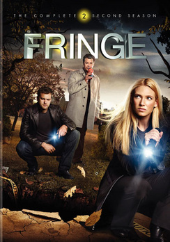 Fringe: The Complete Second Season - DVD - Used