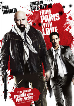 From Paris with Love - Widescreen - DVD - Used