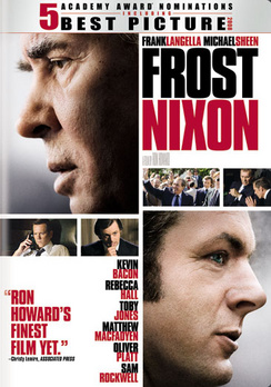 Frost/Nixon - DVD - Used