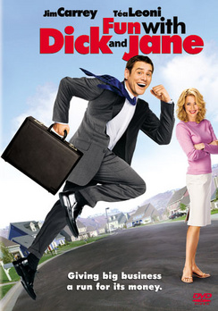 Fun With Dick And Jane - DVD - Used