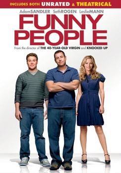 Funny People - DVD - Used