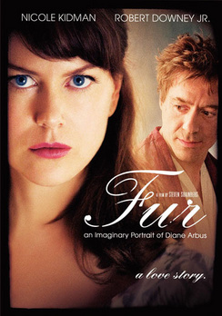 Fur: An Imaginary Portrait of Diane Arbus - DVD - Used