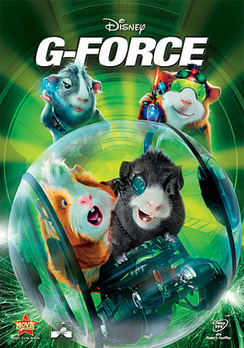 G-Force - DVD - Used