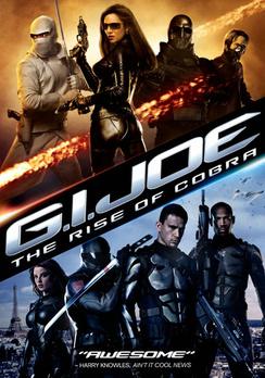 G.I. Joe: The Rise of Cobra - DVD - Used