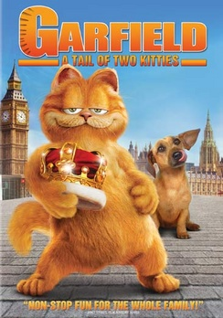 Garfield: A Tail of Two Kitties - DVD - Used