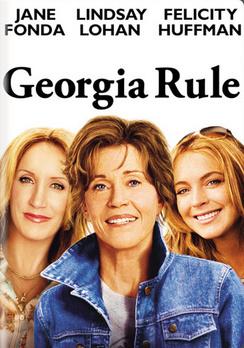 Georgia Rule - Widescreen - DVD - Used