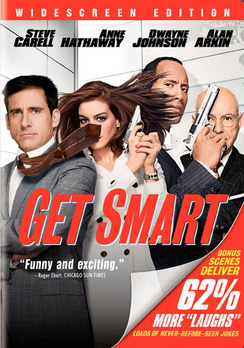 Get Smart - Widescreen - DVD - Used