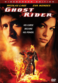 Ghost Rider - Widescreen - DVD - Used