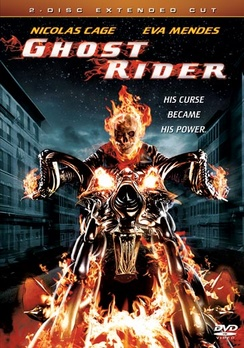 Ghost Rider - Extended Edition - DVD - Used