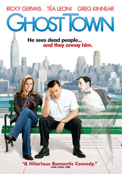 Ghost Town - With Coupon - DVD - Used