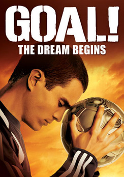 Goal! The Dream Begins - Widescreen - DVD - Used