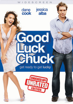 Good Luck Chuck - Widescreen Unrated - DVD - Used