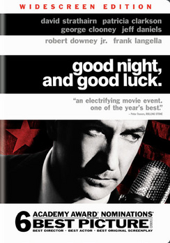 Good Night, and Good Luck - Widescreen - DVD - Used