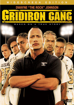 Gridiron Gang - Widescreen - DVD - Used
