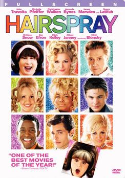 Hairspray - Full Screen - DVD - Used